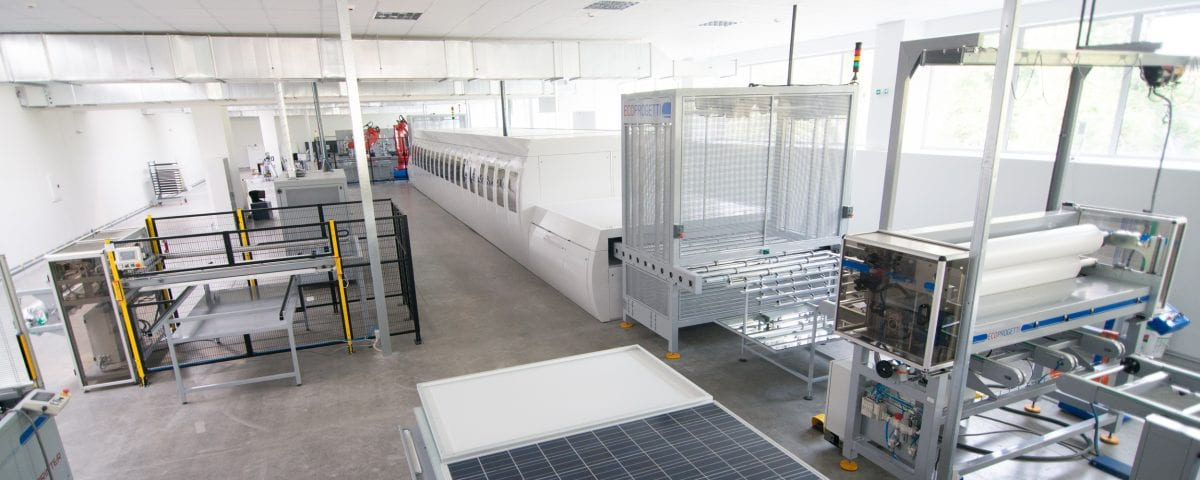 Steps And Layout Of Solar Module Manufacturing Process