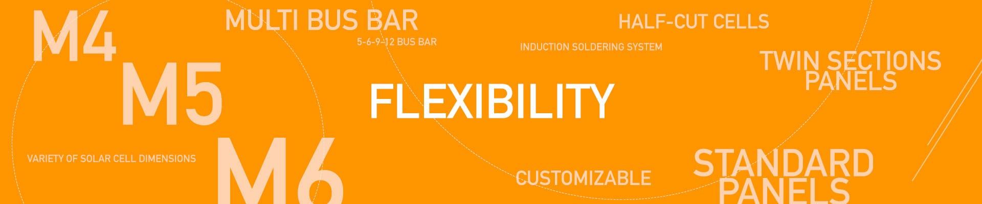 Ecoprogetti flexible dynamic automatic bussing